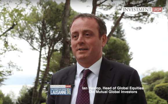 VIDEO: Meet the fund manager – Ian Heslop, head of global equities at OMGI