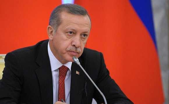 Angry Erdogan vows to settle scores over opposition's Isle of Man offshore claims