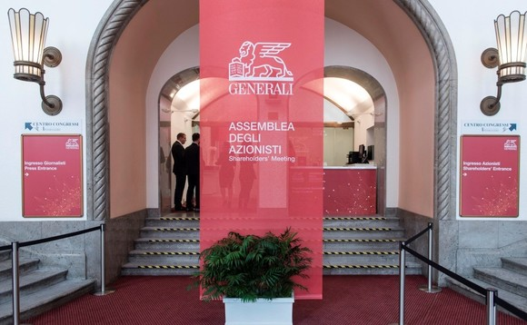 Generali targets smaller insurance companies to grow in Europe