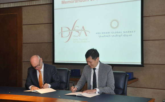 Dubai's DFSA signs MoU with Abu Dhabi