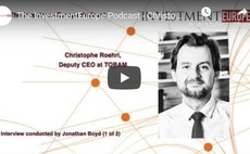 Podcast Exclusive: Tobam's Christophe Roehri discusses ESG & sustainability
