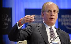 BlackRock's Fink embraces sustainability as 'new standard' for investing