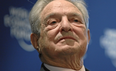 George Soros builds 3% stake in troubled GAM