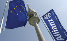 Allianz sees 1Q profit fall by 29%