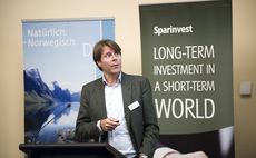 DNB's Svein Aage Aanes illustrates Nordic high yield opportunities