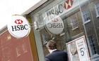 Falling morale hits HSBC staff ahead of job cuts