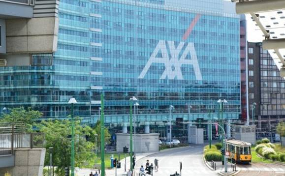 AXA confirms $15bn acquisition of Bermuda-based XL