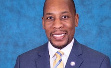 Governor of the Eastern Caribbean Central Bank (ECCB) Timothy N. J. Antoine