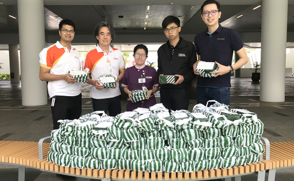 Insurer Tokio Marine hands out kits to support community and healthcare workers