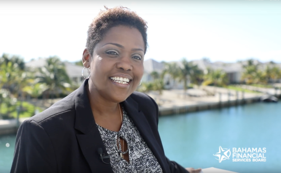 Video interview with Tanya McCartney, CEO of the Bahamas Financial Services Board