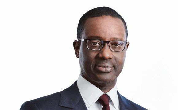 Credit Suisse appoints Tidjane Thiam as CEO