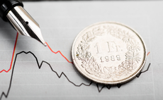 Swiss deflation data trigger downside correction Franc