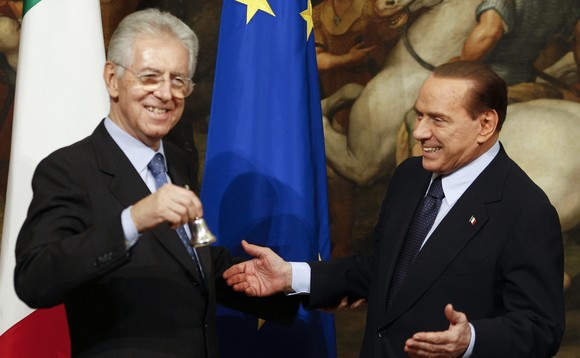 Bersani-Monti coalition best outcome for the euro, Markets.com suggests